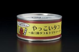 やっこいタコ缶